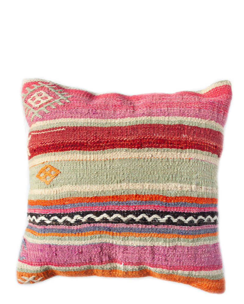 Colourful Turkish Pillow – The Littlest Fry