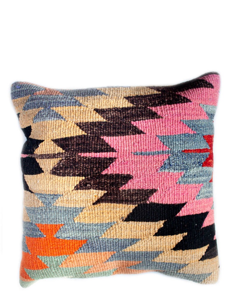 Diamond Turkish Pillow – The Littlest Fry