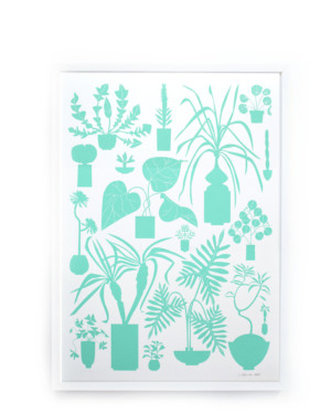 house-plants-screen-print
