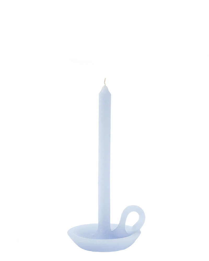 Lavender Candle – The Littlest Fry