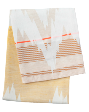 ISH Patterned Tea Towel - The Littlest Fry