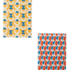 Small Graphic Pattern Notecards – The Littlest Fry