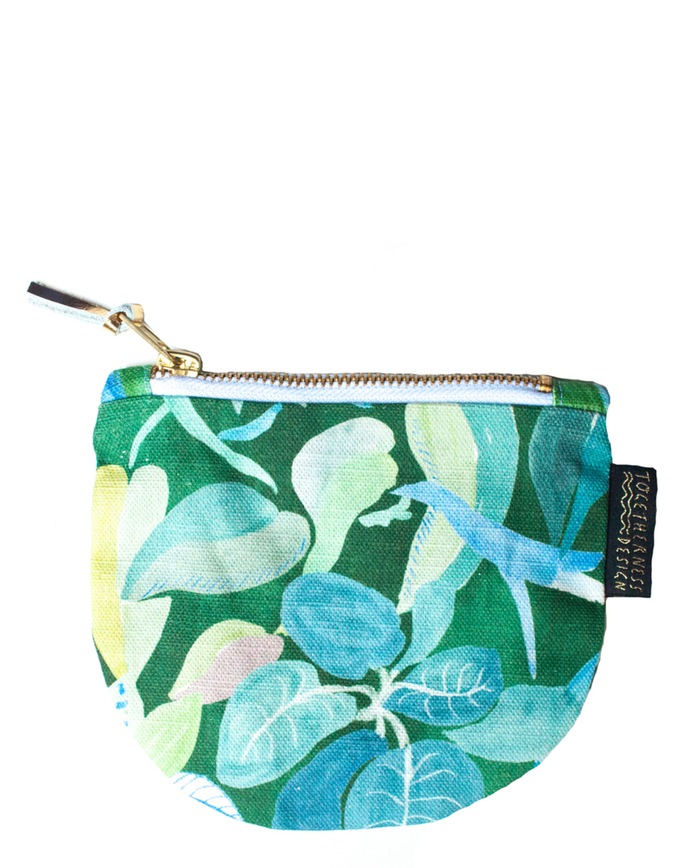 Greenhouse Clutch Purse – The Littlest Fry