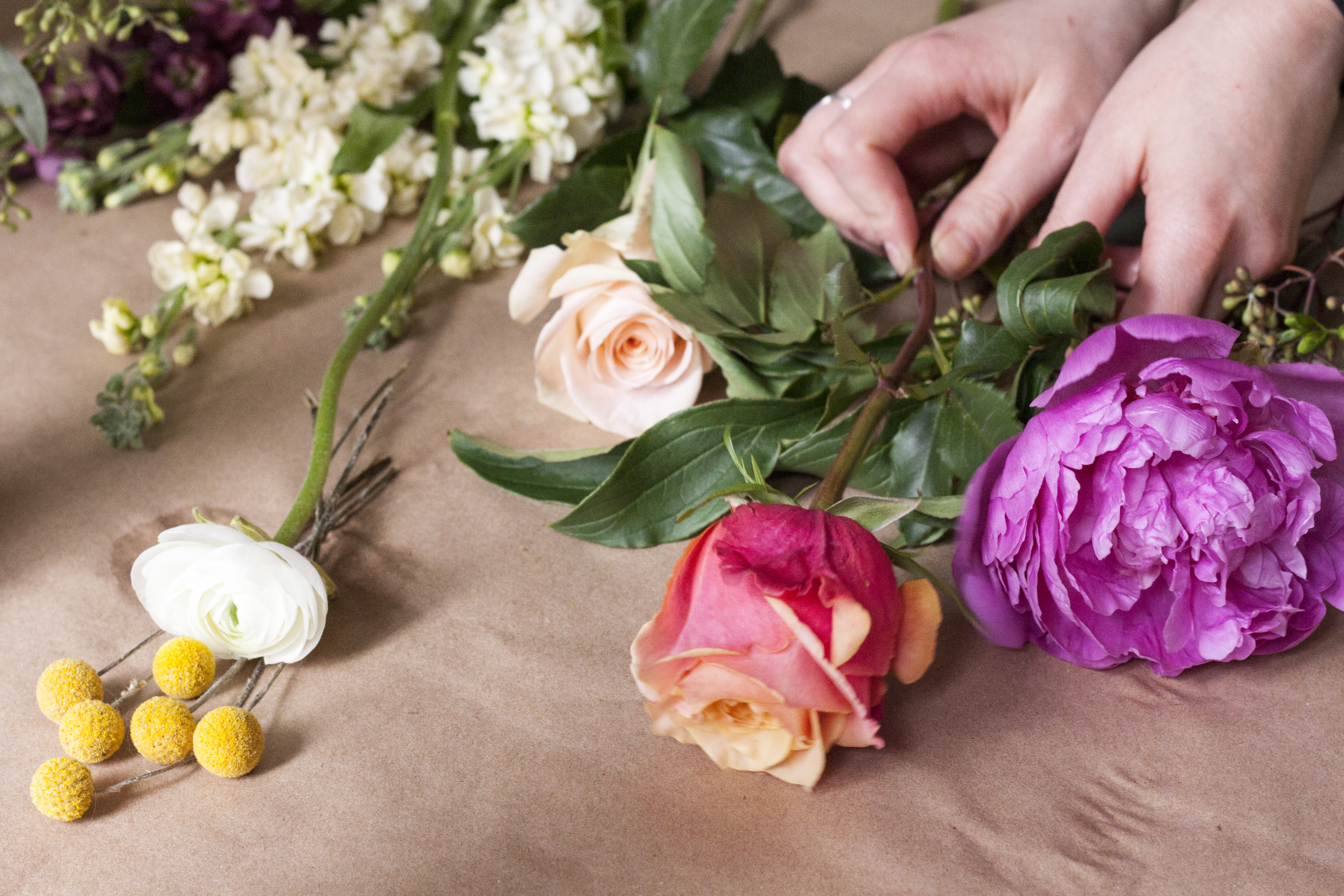 The littlest fry 3 ways to arrange flowers in bud vases reviewsmspy