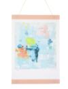 Colorful Acrylic Poster Hanger Frame