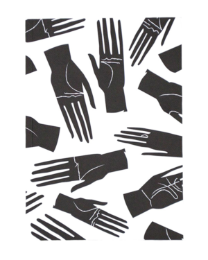 Graphic Palmistry Notebook