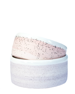 Speckled Coloured Bowls