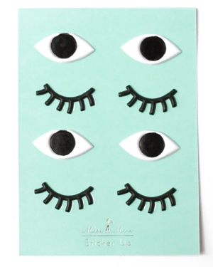 Eye & Eyelash Stickers
