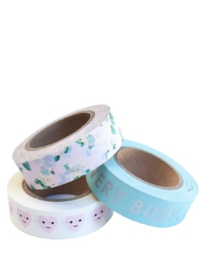 I'm Busy Washi Tape Trio