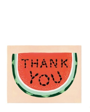 Thank You Watermelon Card