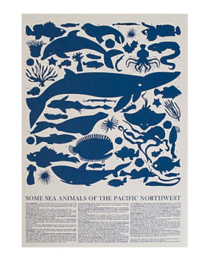Sea Animals of the Pacific Northwest