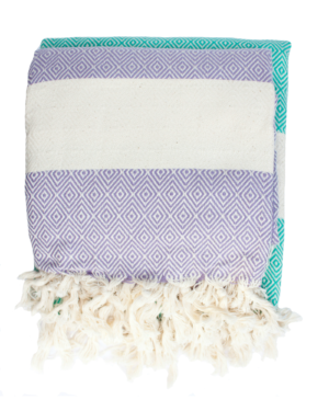 Pastel Turkish Towel