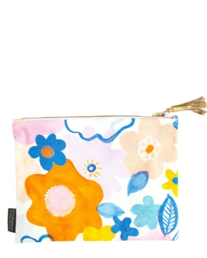 Garden Mirage Fabric Clutch
