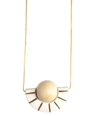 Planet Sunshine Necklace