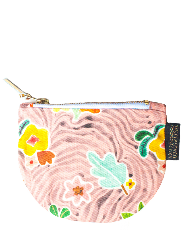 Flora Clutch Purse – The Littlest Fry