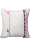 Vintage Pink Stitched Kilim Pillow – The Littlest Fry