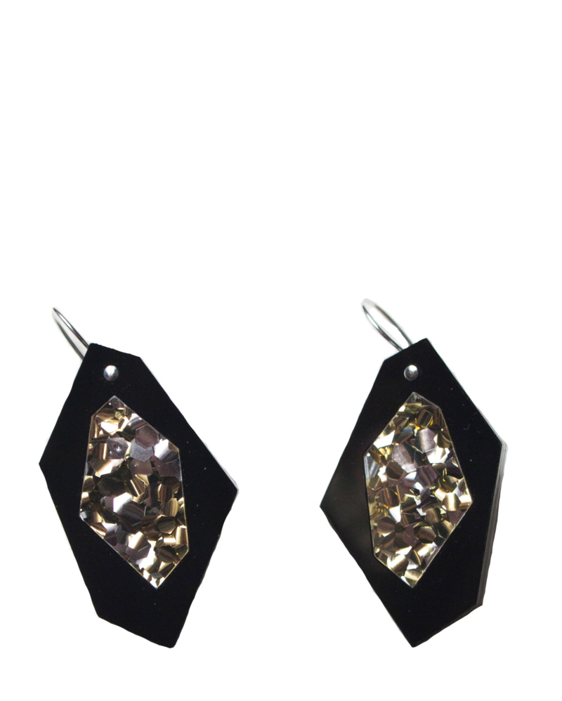 Sparkly Nightlife Laser Cut Earrings – The Littlest Fry