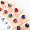 Multi-Color Studs – The Littlest Fry