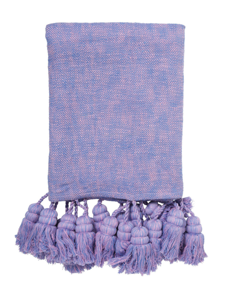 Kip & Co Tassel Throw – The Littlest Fry