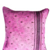Pink Hand Stitched Turkish Pillow – The Littlest Fry