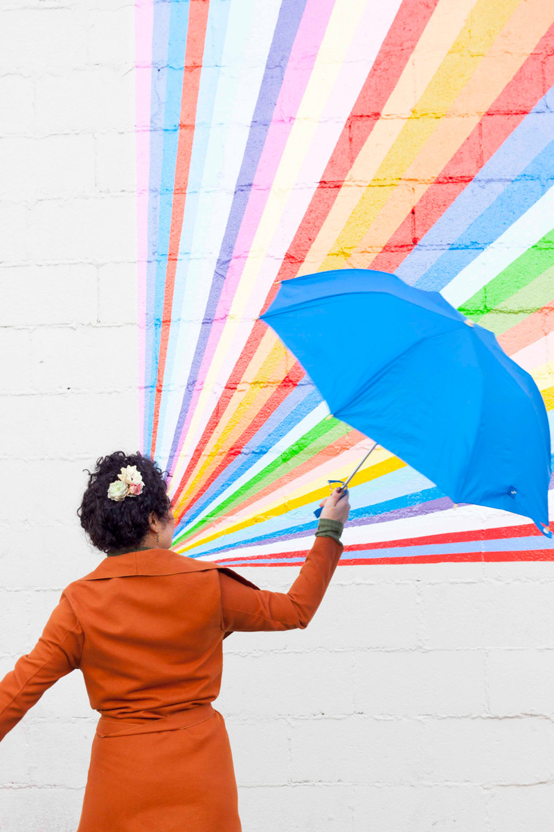 Want to know the best places in Vancouver to find murals for your photo backdrops? or perhaps you are looking for the most colourful and adorable umbrella around?