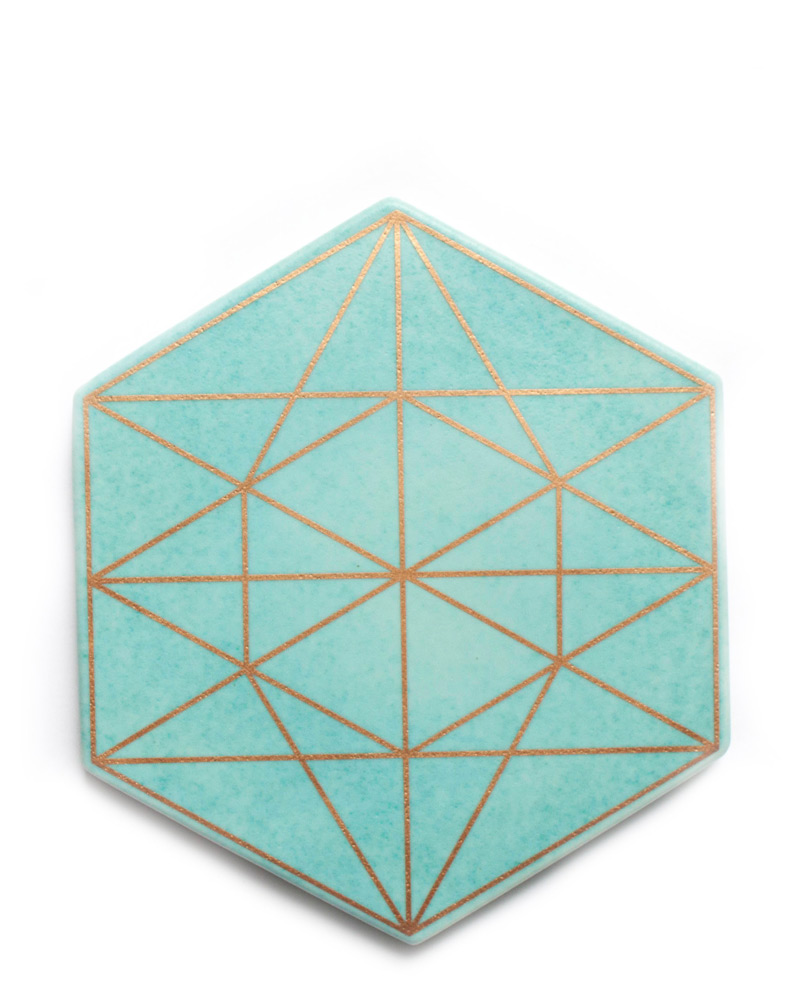 Blue Prism Trivet Wall Mount – The Littlest Fry