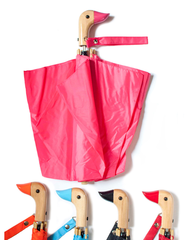 Colored Duck Umbrella – The Littlest Fry