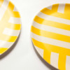 Yellow Amalfi Bamboo Plates – The Littlest Fry