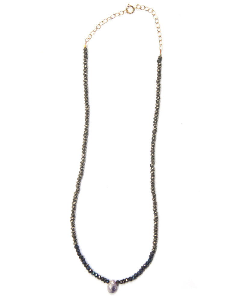 Pyrite Choker – The Littlest Fry