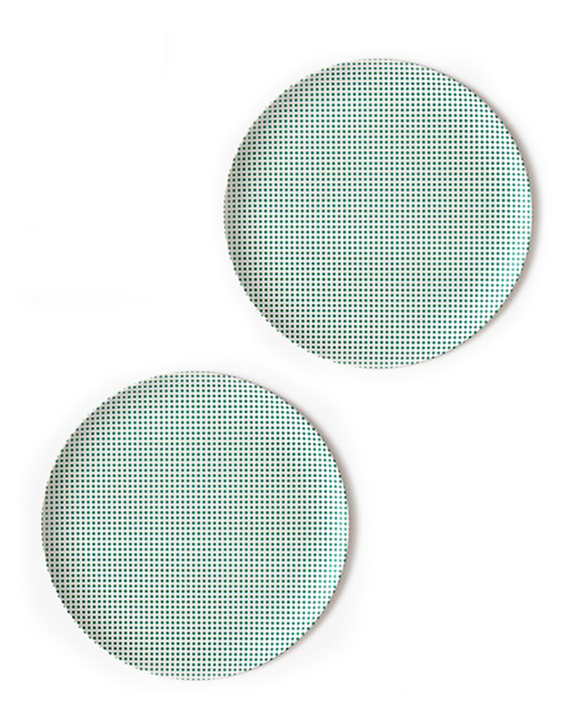 Dotted Side Plates – The Littlest Fry