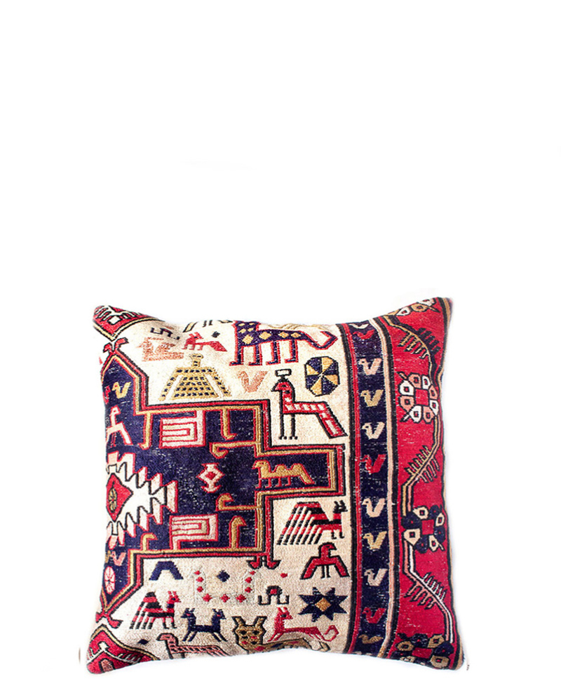 Kilim Pillow – The Littlest Fry