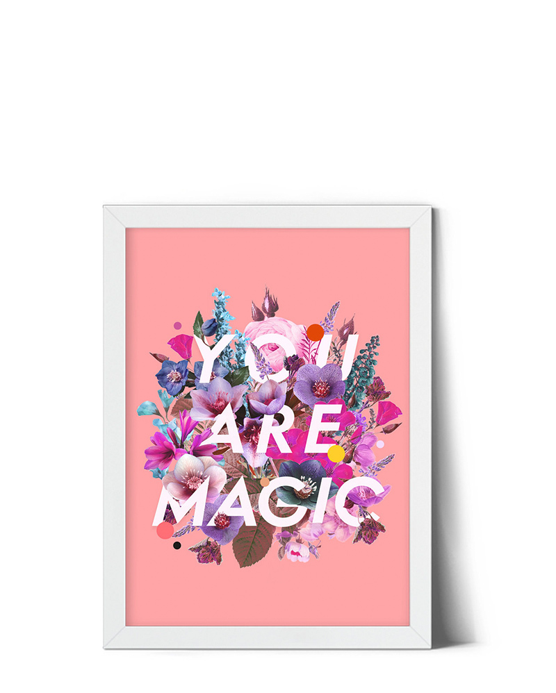 You Are Magic Print – The Littlest Fry
