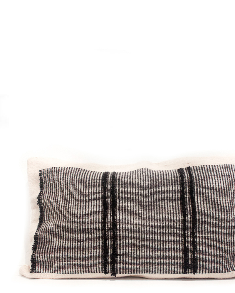 Serpentine Cushion – The Littlest Fry