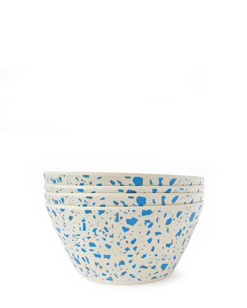 Terrazzo Bamboo Bowls – The Littlest Fry