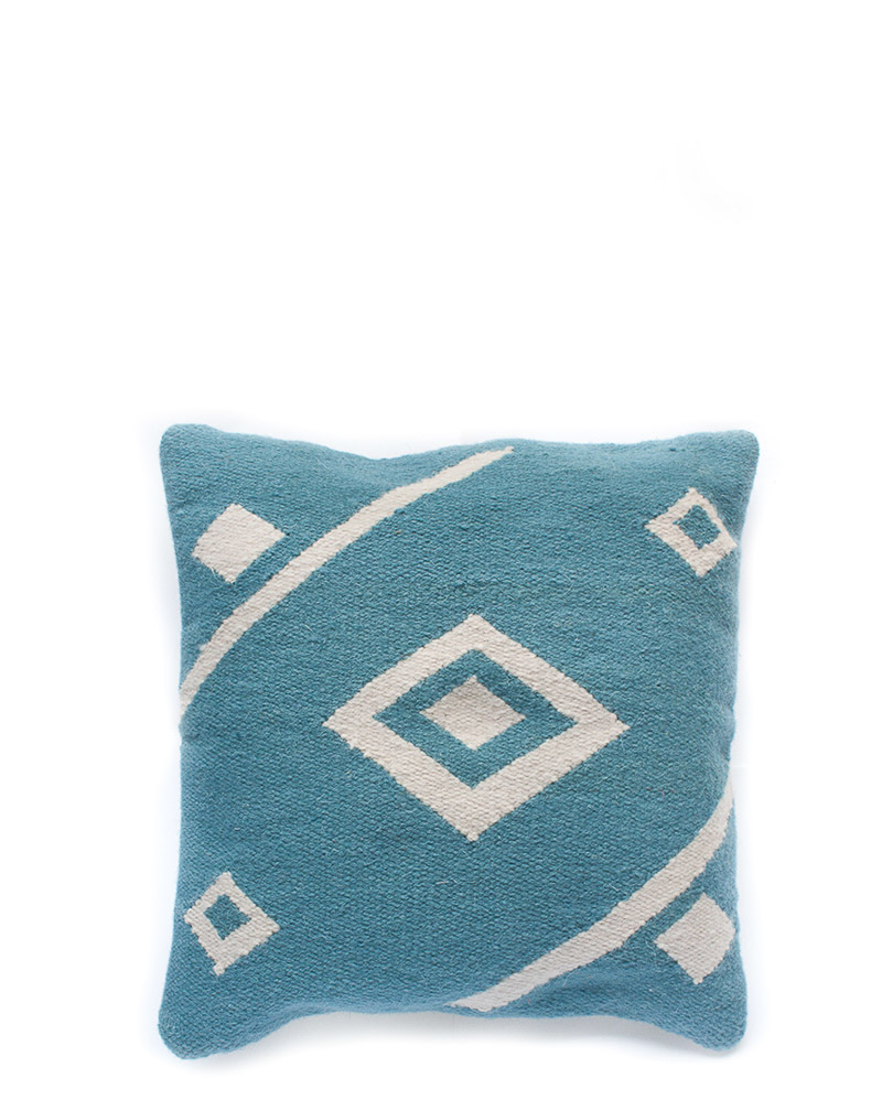 Blue Nile Cushion – The Littlest Fry