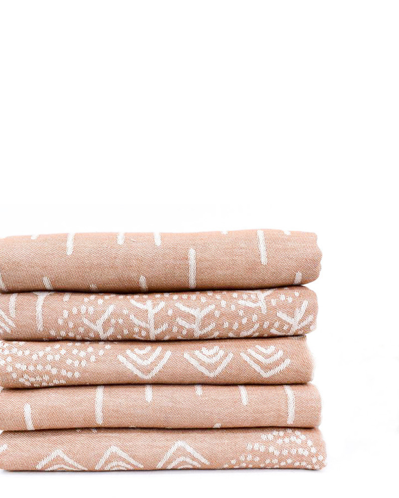 Patterned Turkish Towel – The Littlest Fry