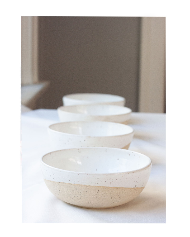 Speckled Bowls – The Littlest Fry