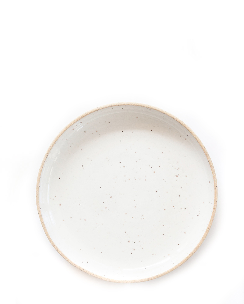 Speckled Ceramic Side Plate – The Littlest Fry