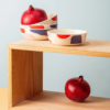 Shapes Bamboo Bowls – The Littlest Fry