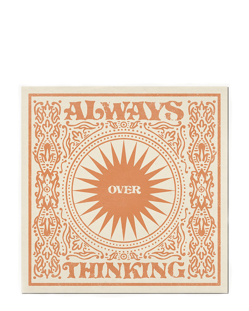 Always Over Thinking – The Littlest Fry